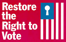 restore right to vote